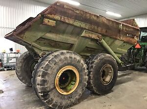 Rock truck dump trailer Stratford Kitchener Area image 2
