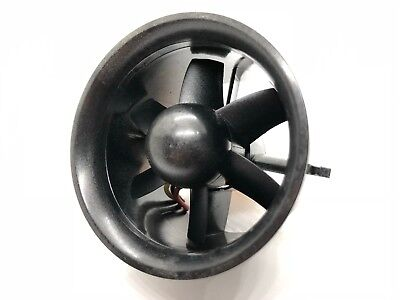 New 1Set Electric Ducted Fan Units  Motors Included  Th003 00302 6Bp  Us Seller