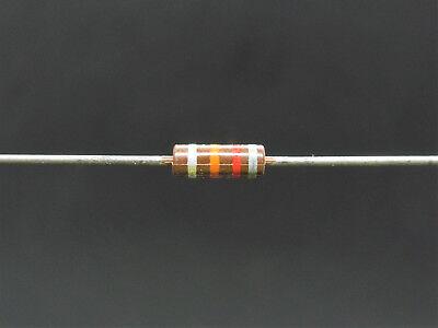 3.9 Ohm To 10m Ohm - 14w 10 Carbon Comp Resistors - Trw - Irc - Allen Bradley