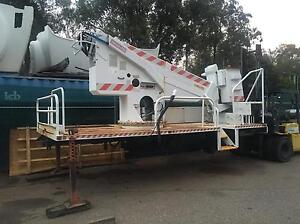 For sale:  Redmond Gary T9M EWP cherry picker boom lift Enoggera Brisbane North West Preview