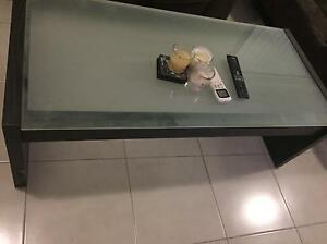 Coffee table and matching tv unit Springfield Lakes Ipswich City Preview