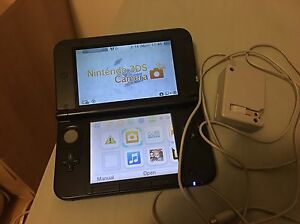 3ds XL with 4 popular games