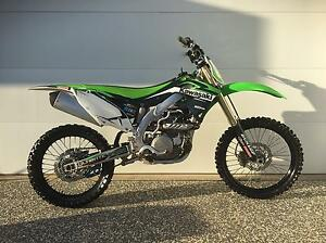 2013 Kawasaki kx450f Manly West Brisbane South East Preview