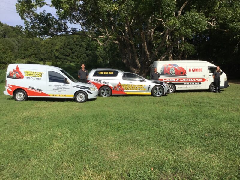 VEHICLE SAFETY CERTIFICATES QUEENSLAND FROM $88