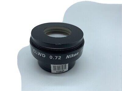 Nikon Clwd 0.72 Phase Contrast Condenser Lens