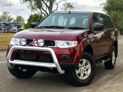 2011 T/Diesel 4x4 Automatic Mitsubishi Challenger SUV Rocklea Brisbane South West Preview