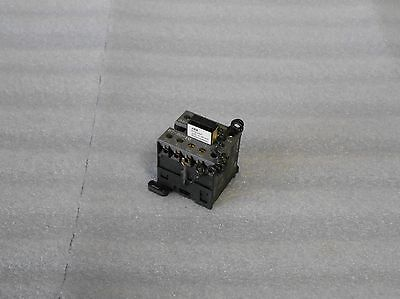 ABB Contactor, B7-30-10, w/BC6/250 Contact, Used, Warranty