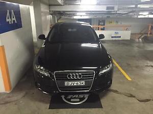 Audi A4 Menai Sutherland Area Preview