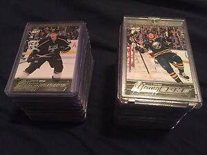 2015/16 UD S1 & 2 Young Guns Hockey Cards
