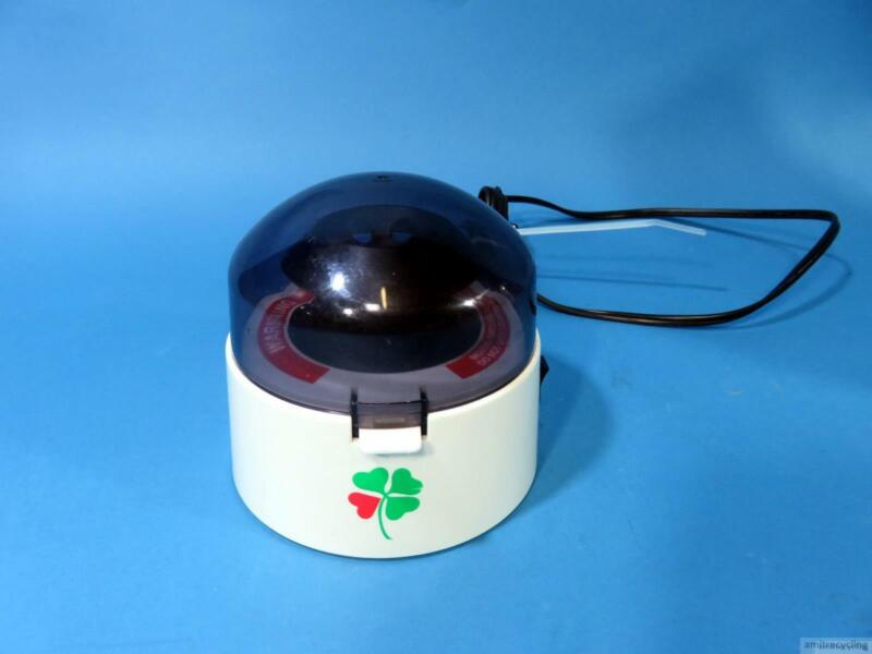 Clover Lab SD-110 Mini Tabletop Centrifuge 6000 RPM Micro-Centrifuge