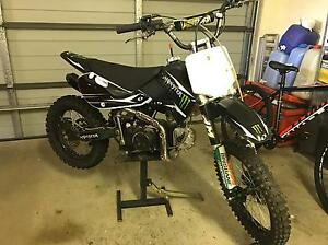 Pitbike 150cc big wheel Brookwater Ipswich City Preview