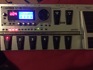BOSS GT-10 Multi-effects Pedal (trade or best offer)