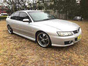 2006 HOLDEN COMMODORE SV6 RARE 6- SPD MANUAL Baulkham Hills The Hills District Preview