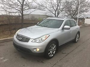 2010 infiniti Ex35 Loaded ! 360 Deg. Camera ! Awd !
