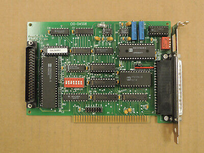 Measurement Computing Cio-das08 Multifunction Analog Digital Io Board