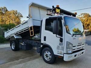 2012 ISUZU NPR 300 TIPPER ONE OWNER Noosaville Noosa Area Preview
