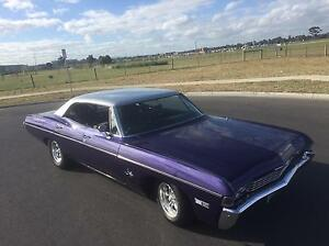 Chev impala 1968 v8 Tullamarine Hume Area Preview