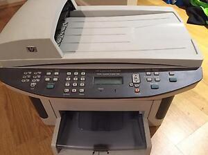 HP laser jet printer m1522ng Bull Creek Melville Area Preview