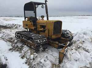 John Deere 350C Widepad Crawler With 6 Way Dozer
