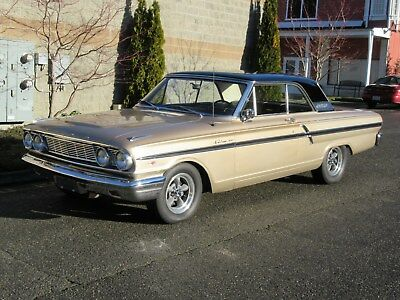 1964 Ford Fairlane 500 Hardtop Package 1964 Ford Fairlane 500 Hardtop