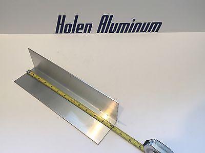 2 X 2 X 18 X 12 Long Aluminum Angle 6063-t52