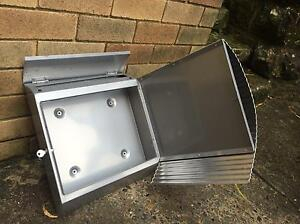 Stainless steel letterbox Wollstonecraft North Sydney Area Preview