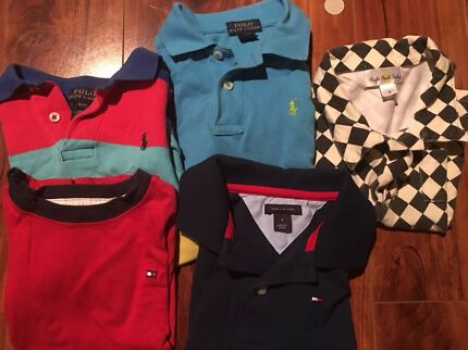AWESOME quality size 4 boys designer clothes