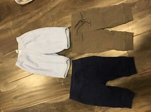 Old navy 0-3 months pants
