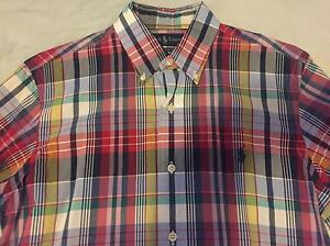 Ralph Lauren check shirt Inglewood Stirling Area Preview