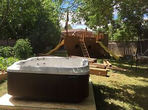 TranSPAtation Hot tub moving specialists