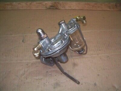 Oliver 6666077super7777088super88880 Farm Tractor Diesel Lift Pump Works