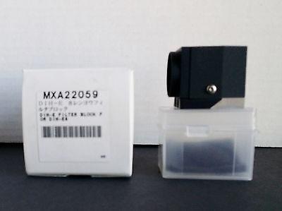 Nikon Microscope Digital Imaging Head Filter Block For Dih-e Mxa22059