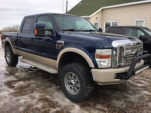 For sale 2008 F350 King ranch