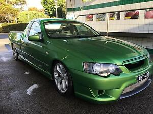 2004 ford ba xr8 ute Rosebud West Mornington Peninsula Preview