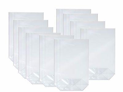 Klarsicht Bodenbeutel Zellglasbeutel lebensmittelecht  je 20St verschied. Größen