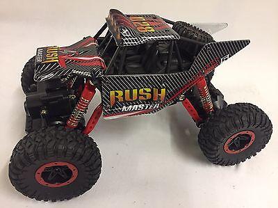 Large Remote Control Car For Kids (32 Centimetres Long) - Rock Crawler 4x4 1:16