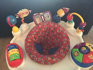 Baby Enstein & graco exersaucer. AVAILABLE