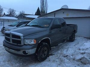 Dodge Ram 2500 long bed!2005 5,7hemi