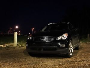 AWD 7 speed auto Infiniti ex 35 crossover suv
