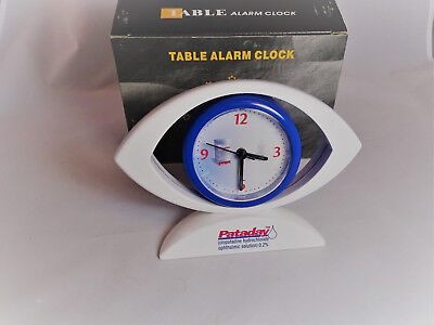 Pataday opthalmic solution advertising CLOCK  w/box