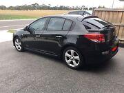 2012 Holden Cruze SRI-V black manual hatchback Cranbourne South Casey Area Preview