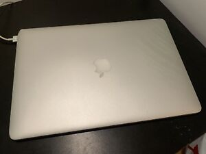 "Macbook Pro Retina 15"" good condition matte screen"