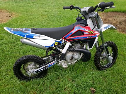 Husqvarna CR 50 2011