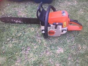 Stihl ms 250 chainsaw Blacktown Blacktown Area Preview