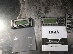 Two Sirius Satellite Radios (Price Reduced)