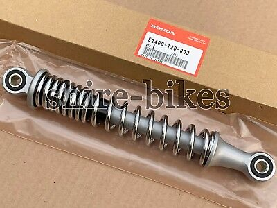 NEW GENUINE Honda 265mm Chrome Shock Absorber for Z50A K3-K9, Z50R, Z50J1, Z50J d'occasion  Expédié en Belgium