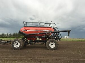 Case ih 700 and 580 air drill