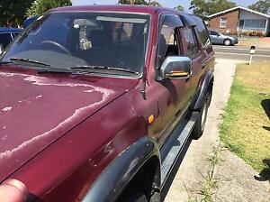 Toyota Hilux Surf TURBO DIESEL Hebersham Blacktown Area Preview