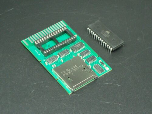 SD-Cart JR - Cartridge PCB - for IBM PCjr.