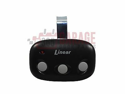 MCT-3 Linear Megacode 3-Button Garage Door Remote DNT00089 LD033 LD050